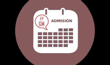 Procedimiento de admisión CFGM Actividades Comerciales curso 2021-2022